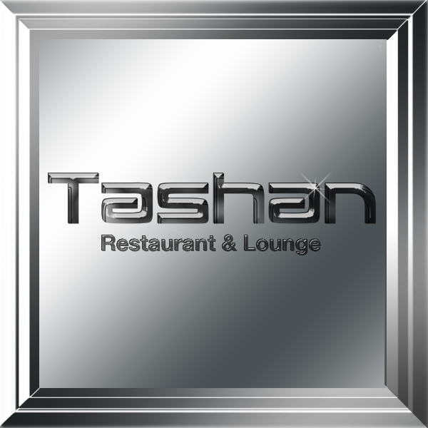 Tashan Square Chrome Button